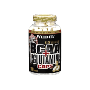 BCAA + Lglutamin Weider muscle recovery