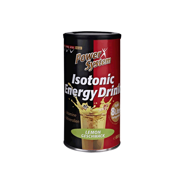 Weider Isotonic energy drink
