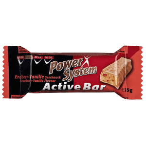 Power-System-ActiveBar-Erdbeer-Vanilie