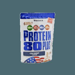 Weider protein 80 plus - proteini - fitshop.hr