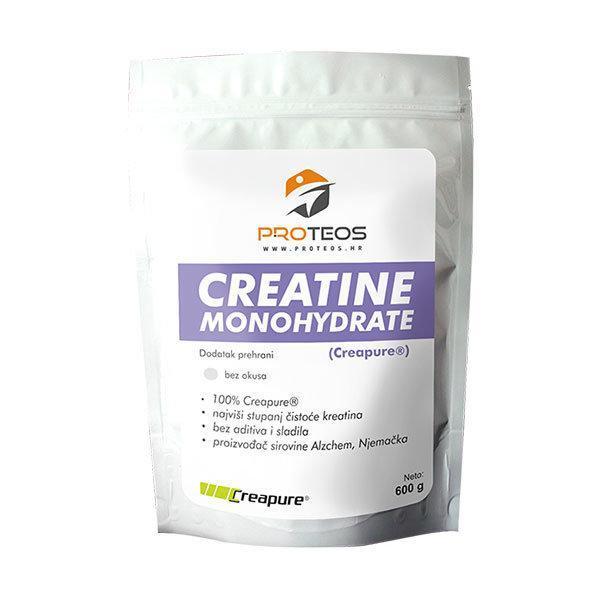Proteos Creatine Monohydrate 600g - kreatin - Fitshop.hr
