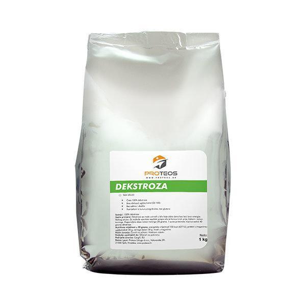 Proteos Dekstoza Glukoza 1 kg - Fitshop.hr