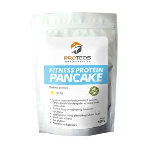 Proteos Fitness Protein Pancake mix 500g - Vanilija - Fitshop.hr
