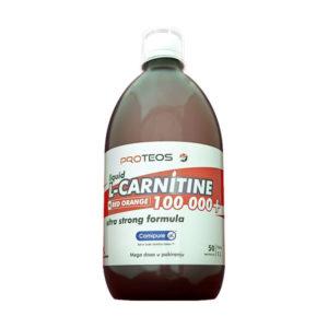 Proteos L-Carnitine liquid 1 L - L Karnitin - Fitshop.hr