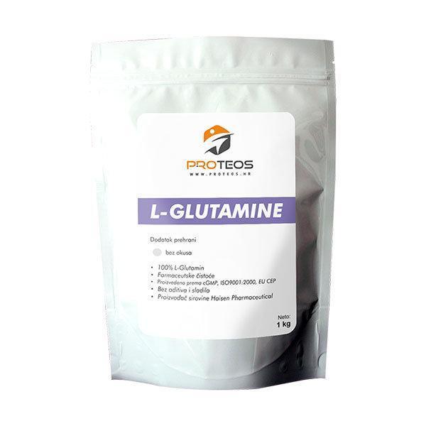 Proteos L-Glutamine u prahu 1 kg - Fitshop.hr