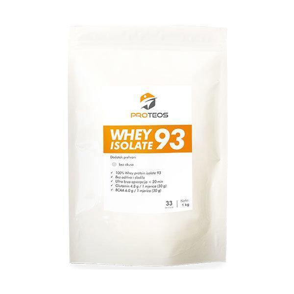 Proteos Whey Protein Izolat 93 1 kg neutral Volac - Fitshop.hr