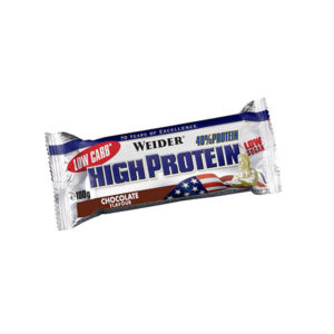 Weider 40% High Protein Bar 100g cokolada - Fitshop.hr