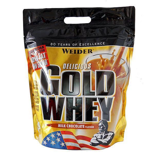 Weider Gold Whey 2kg mljecna cokolada - Fitshop.hr