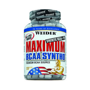 Weider Maximum BCAA Syntho 120 kapsula - Fitshop.hr