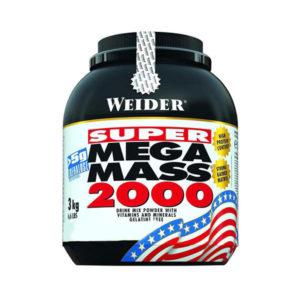 Weider Mega Mass 2000 3kg - Fitshop.hr