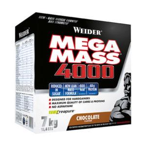Weider Mega Mass 4000 gainer