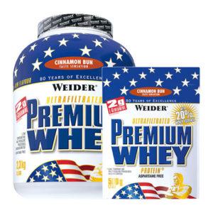 Weider Premium Whey protein – vrhunski protein sirutke