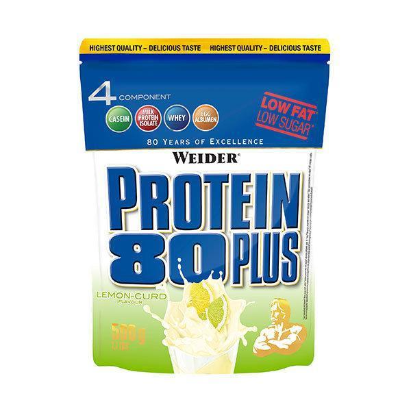 Weider Protein 80 Plus 500g Citro Quark - Fitshop.hr