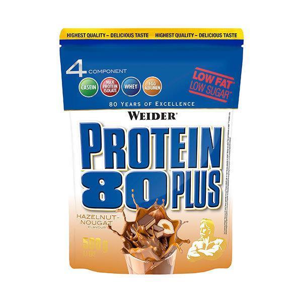 Weider Protein 80 Plus 500g ljesnjak - Fitshop.hr