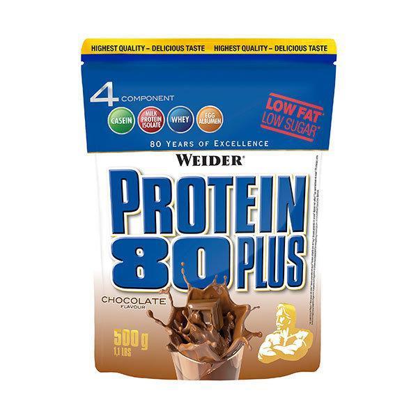 Weider Protein 80 Plus cokolada - Fitshop.hr