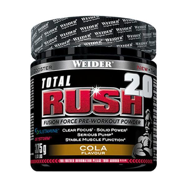 Weider Total Rush 2.0 Cola - Fitshop.hr