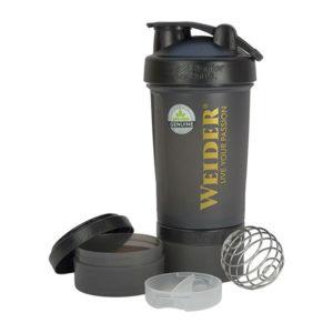 WEIDER Blender Bottle ProStak black