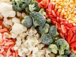 Smrznuto povrće
