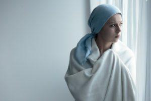 Žena s rakom dojke - kiselost organizma