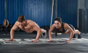 zagrijavanje u sportu - vježbe - Mario Hervas i Marina Krause - weider