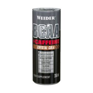Weider BCAA Drink + Caffeine