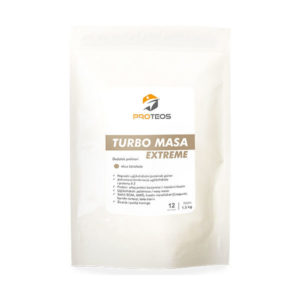 Proteos Turbo Masa Extreme 1,5 kg - gainer - Fitshop.hr