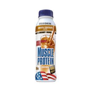 Weider Muscle Protein Drink - proteinski napitak čokolada - Fitshop.hr